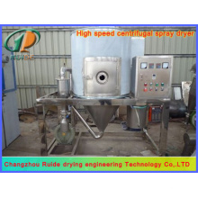 Spray dryer for polymeric thickener